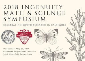 Math and Science Symposium – Ingenuity Project